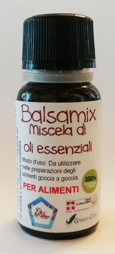 Balsamix (olio essenziale) contagocce 25 ml