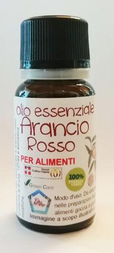 Arancio rosso (olio essenziale) contagocce 100 ml