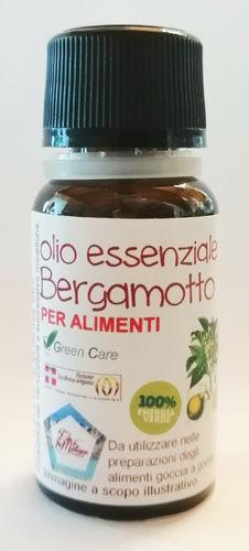 Bergamotto (olio essenziale) contagocce 25 ml
