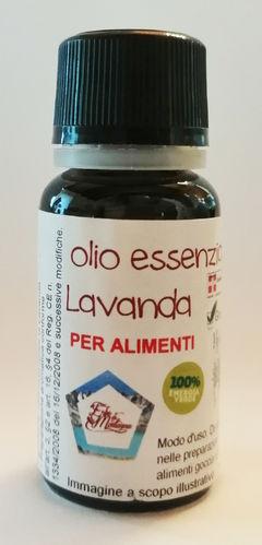 Lavanda Monte Bianco (olio essenziale) contagocce 100 ml