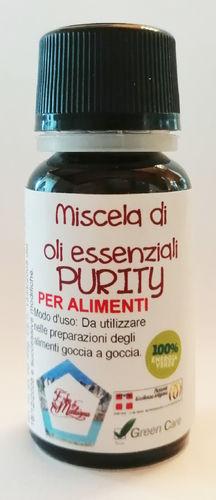 Misto di oli essenziali purity contagocce 25 ml