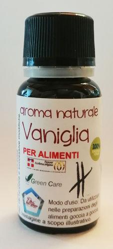 Vaniglia (aroma naturale) contagocce 25 ml