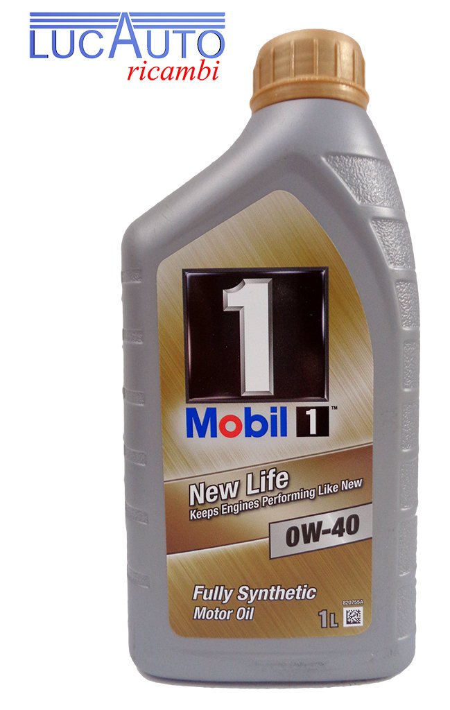 Mobil 1™  New Life™ 0W-40
