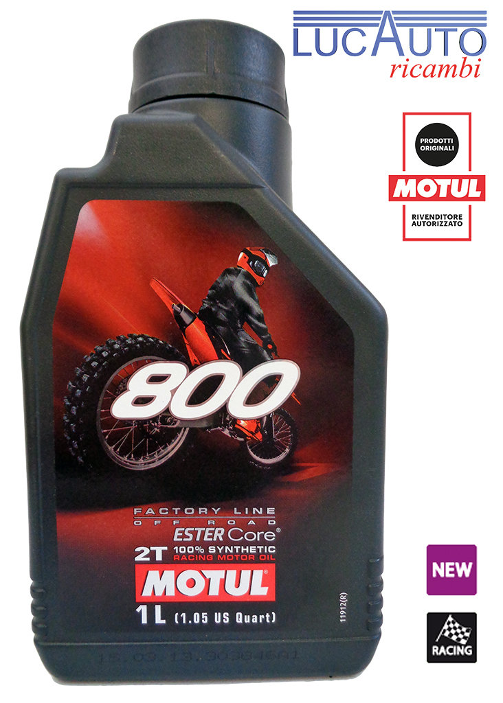 MOTUL 800 2T Factory Line Off Road