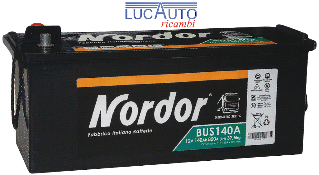 NORDOR NO BUS 140A