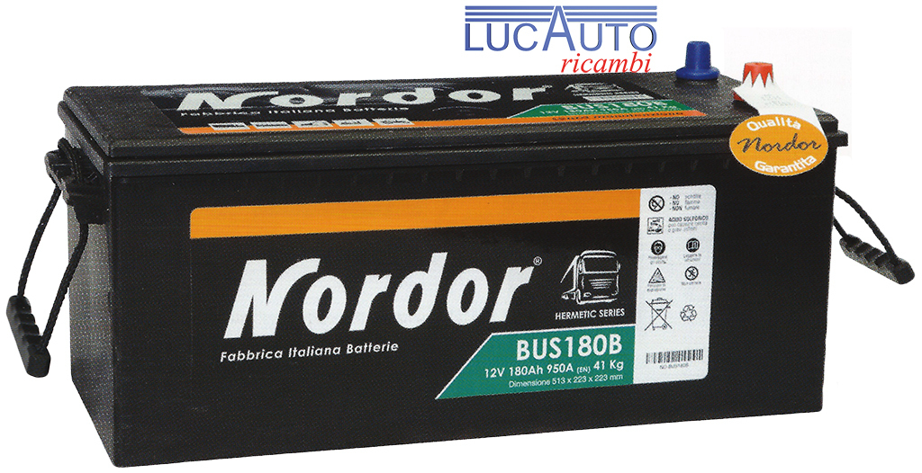 NORDOR NO BUS 180B