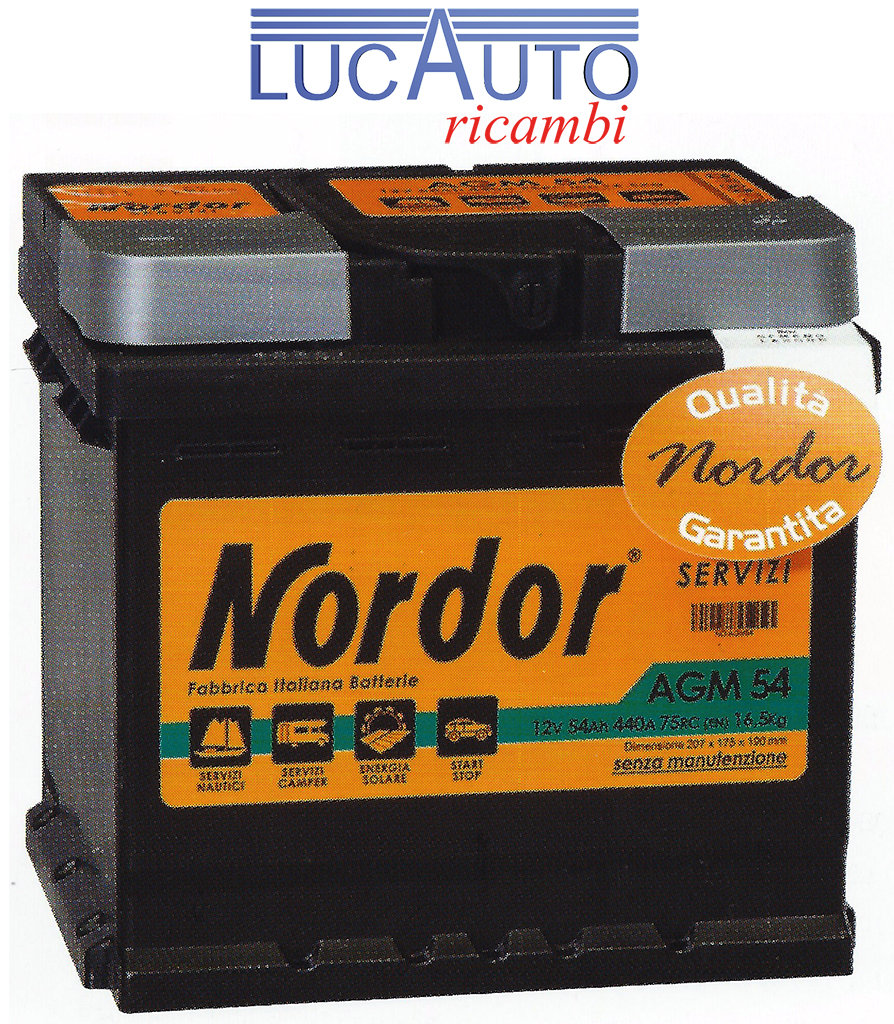 NORDOR NO AGM54