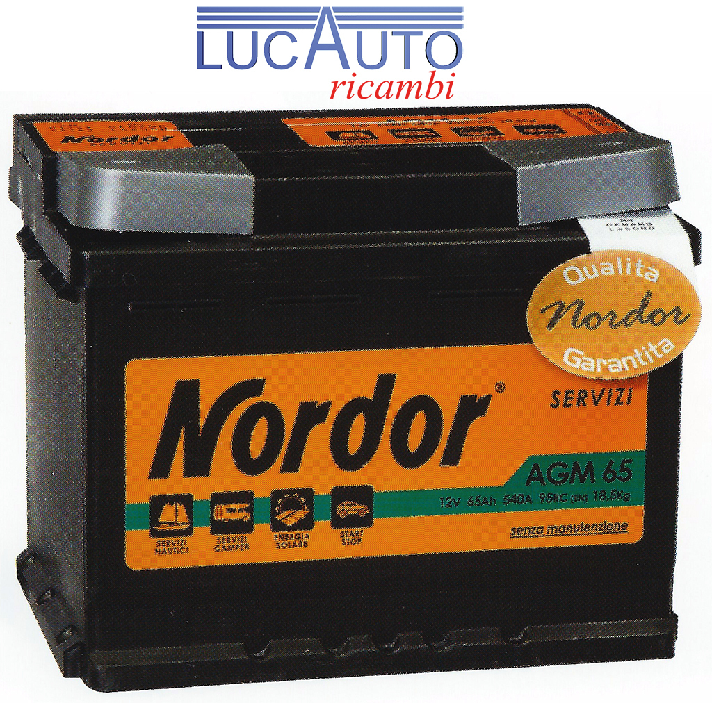 NORDOR NO AGM65