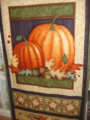 QUILTING TREASURES-harvest fare 1649