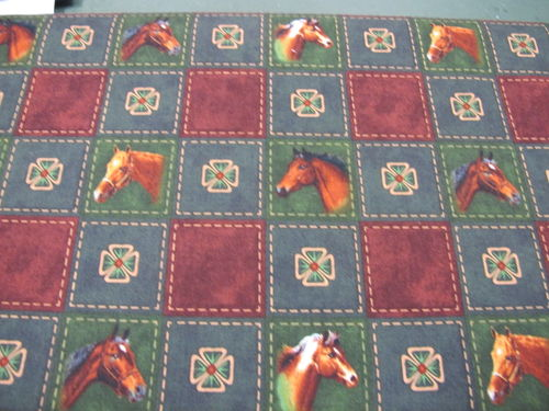 NOBLE STATURE HORSE SQUARES 10312