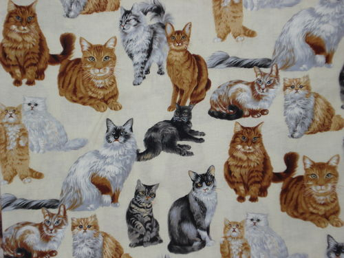 FABRI-QUILT INC-BEST OF SHOW  SPACED CATS