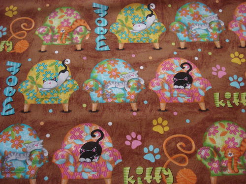 QUILTING TREASURES- KOZY  1649 - P