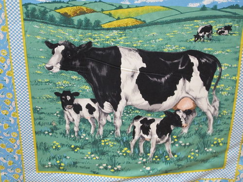 MAKOWER UK-cow e calf