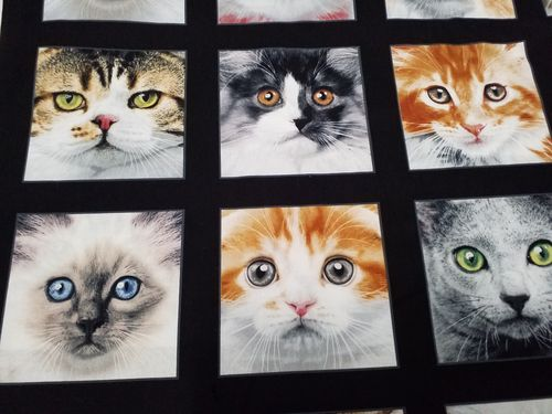 ELISABETH'S STUDIO -ADORABLE PETS -3810 MULTI