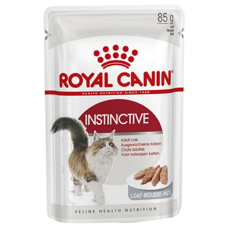 Royal Canin Instinctive In Patè 12 x 85 gr