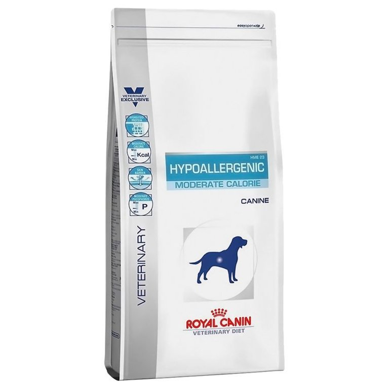 Royal Canin Hypoallergenic Moderate Calorie 7 kg