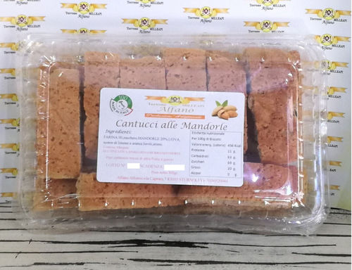 CANTUCCI alle MANDORLE / Cantucci to Almonds