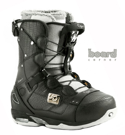 Northwave opal supe black silver scarponi snow donna N°40 (US8,5)