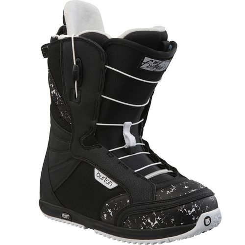 Burton bootique black white N°8,5 (40,5)