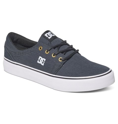 DC Shoes - Trase TX SE - black grey