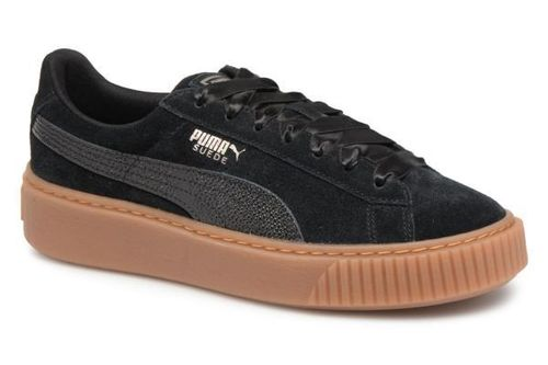 PUMA - Suede Platform Bubble Wn's Puma Black
