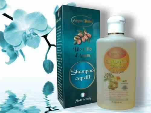 Argan Italia - Shampoo all'Argan Rinforzante 250 ml