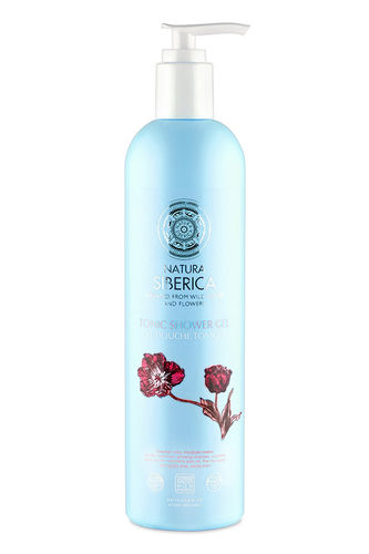Natura Siberica - Shower Gel Tonificante (Tonic Shower Gel) 400ml