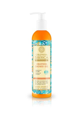 Natura Siberica - Oblepikha Shower Gel Intensa Idratazione (Intensive Nutrition) 400ml