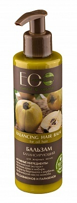 EC-Lab - Balancing Hair Balm for Oily Hair (Balsamo Bilanciante Capelli grassi)