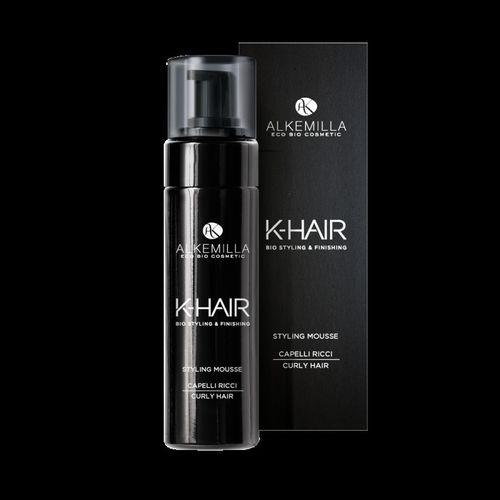 Alkemilla - K-Hair Styling Mousse