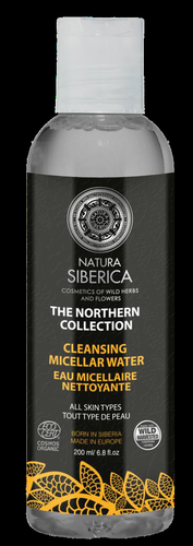 Natura Siberica - Northern Collection Cleansing Micellar Water (Acqua Micellare Detergente)