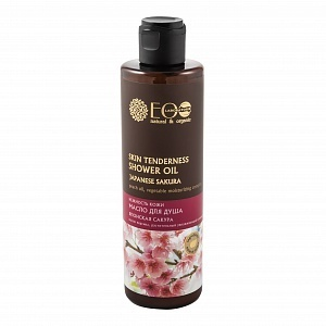 EC-Lab - Shower Oil Addolcente al Ciliegio Giapponese (Skin Tenderness Japanese Sakura) Country