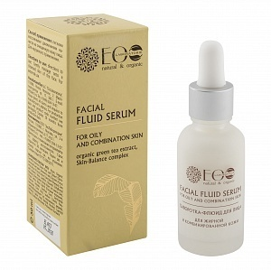 Ec-Lab - Facial Fluid Serum for Oily and Combination Skin (Siero Viso Pelli Miste Grasse)