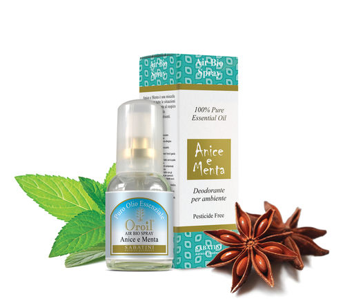 Fiore d'Oriente - Anice e Menta Air Spray
