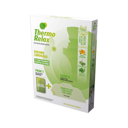 ThermoRelax - Phyto Gel Dolore Cervicale 3 Pezzi