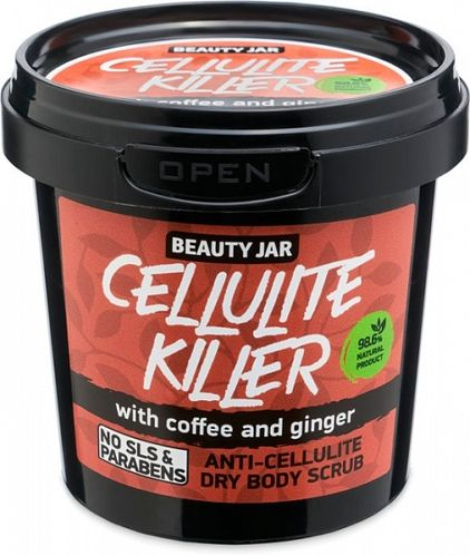 Beauty Jar - Scrub Corpo Cellulite Killer