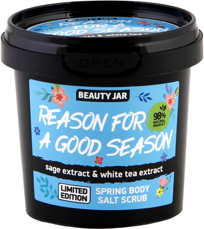 Beauty Jar - Scrub Corpo Reason for a Good Season