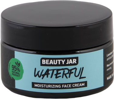 Beauty Jar - Crema Viso Idratante Waterful
