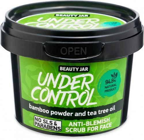 Beauty Jar - Scrub Viso Anti Imperfezioni Under Control