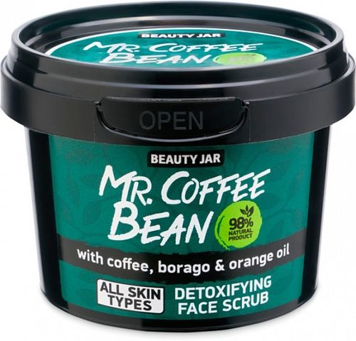 Beauty Jar - Scrub Viso Detox Mr. Coffee Bean