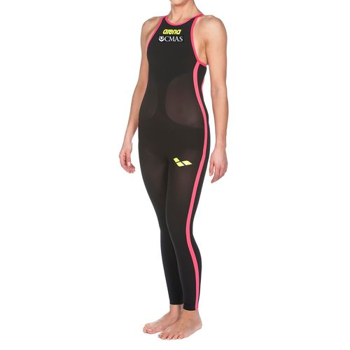 Powerskin Revo+ W Full Body Long Leg Open Back