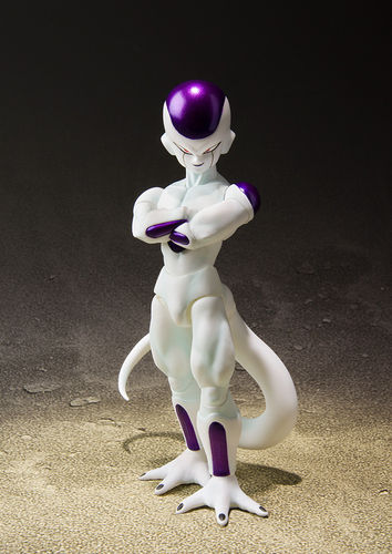 S.H. Figuarts Dragon Ball Freezer Frieza Resurrection Bandai Action Figure