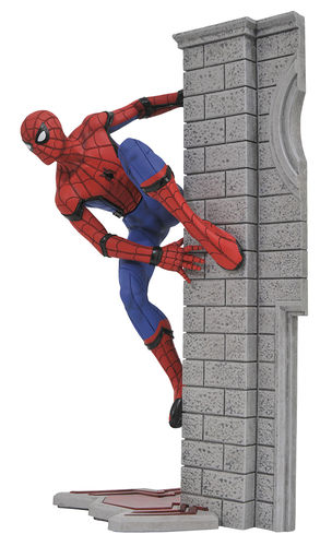 PREORDINE - Marvel Gallery Spider-man Homecoming Diamond Select Statue Statua Figure