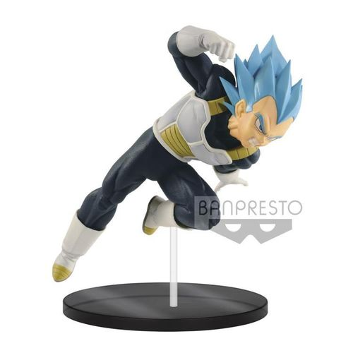 Dragon Ball Super Saiyan God Vegeta Broly Ultimate Soldiers Statua