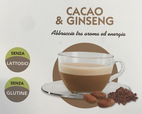 Cacao & Ginseng - Pure Evasioni