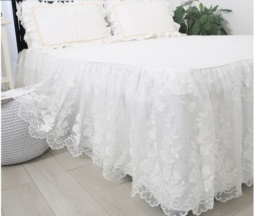 VESTILETTO RICAMATO IN TULLE SHABBY ROMANTIQUE CHIC ISABELLE