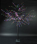 Cherry tree H250cm 600B multicolour LED