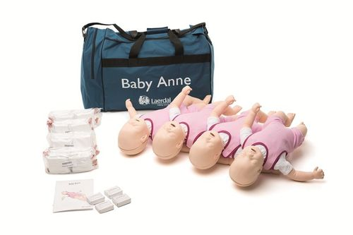 Baby Anne 4-pack