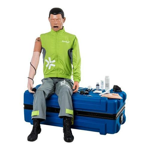 Ambu® Man Advanced IV (con braccio IV e gamba IO)