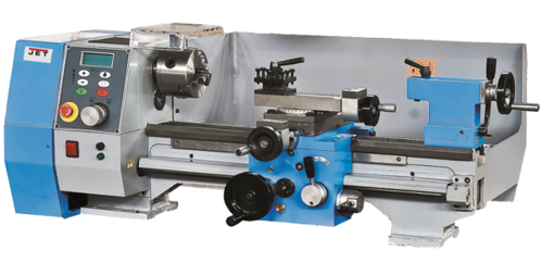 Lathe BD 8 electronic for metal